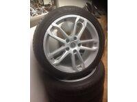 Audi Q7 alloys wheels 20 inch