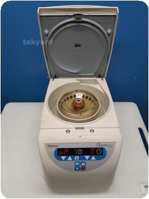 Thermo Scientific Sorvall Legend Micro 17 Centrifuge 254299
