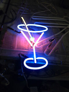 we can make you new neon sign or repair your old one