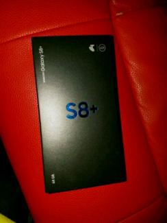 New Samsung Galaxy S8 + Plus Australian Version