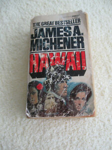 """A GREAT BESTSELLER BOOK... """"HAWAII""""... by JAMES A. MICHENER"""