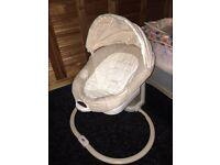 Garco baby rocking cradle