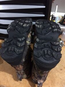 Camo boots size 11 Peterborough Peterborough Area image 4