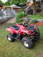 90cc Baja 4 wheeler in excellent condition