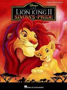 Looking for The Lion King 2: Simba's Pride