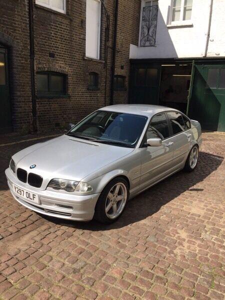 BMW 330i e46 saloon