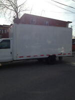 2007 Ford Other cube 16 pied Fourgonnette, fourgon