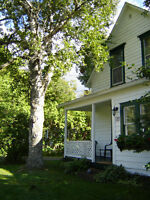 54 Charlotte St.,Sackville NB 3 bed, .7 acre in town