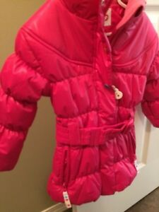 Toddler Size 2 Winter Coat