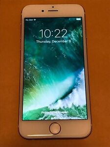 Mint iPhone 6 128GB Unlocked to All Carrier!