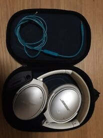 Bose QuietComfort 25 Acoustic Noise Cancelling headphones (QC25) - White