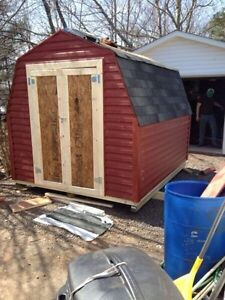 Do you need a new storage shed or baby barn
