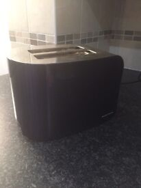 Morphy richards purple two slice toaster