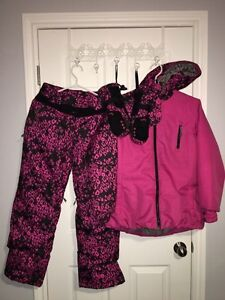 Girls FIREFLY Winter Jacket/Snow Pants/Mitts