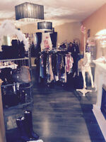 Bunny Malone's accepting high end consignment!
