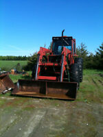 Farming Tractor 1983 Fiat 880DT (NEW PRICE)