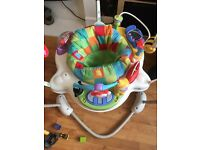 Fisher Price Jumperoo discover n grow