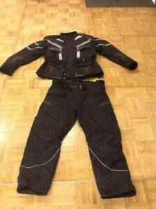 motorbike gear (jacket and pants) with lining Flynn Belconnen Area Preview