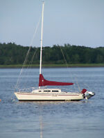S2 7.9 Grand Slam Sailboat