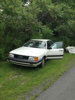 ***AUDI 5000*** -- Selling Audi 5000 whole or for parts
