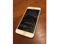 iPhone 6 Plus 128GB - Silver - Unlocked