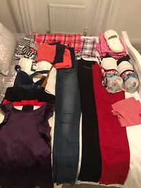 Woman's clothes bundle