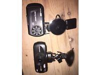 2 nextbase in car dash cameras