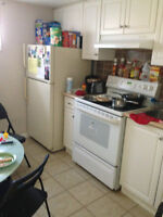 Basement Apartment Available in peaceful location: