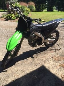 Kawaski Kx250f monster edition for sale London Ontario image 2