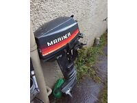 Mariner 20hp longshaft outboard