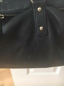 Pre-Owned Kate Spade Black Leather Bag West Island Greater Montréal image 4