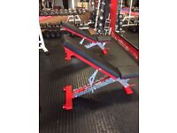 Adjustable benches, bench press, gym weights