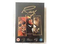 Ray Charles DVD box set