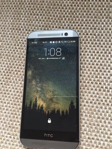 HTC One M8 16gb Boxedin Huddersfield, West YorkshireGumtree - HTC One M8 16gb comes with box network 02 in great working order open to swap for other phone can drop off if close or able to meet in town
