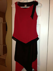 Red and Black Dress Windsor Region Ontario image 1