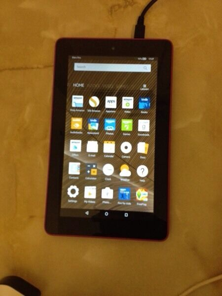 Amazon Fire Tablet In Baguley Manchester Gumtree