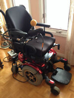Power Electric Wheelchair - OBO