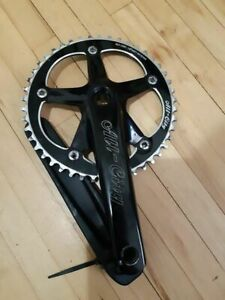 All-city 612 Track Crankset