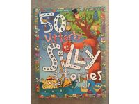 50 utterly silly stories book