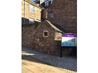 Lovely 1 bedroom flat Brechin with parking