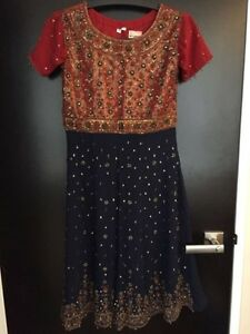 Girls Shalwar Kameez Suits - Will Fit Petite Size Small