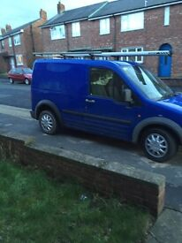 Good cond transit connect £2100 Ono