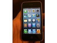 Apple iPhone 3GS 16 GB black unlocked any sim fully working £25