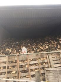 Firewood, logs for sale!