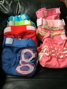Kids G diapers size med