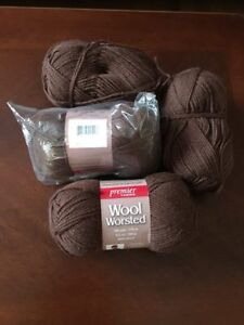 Assorted wool