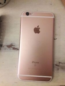 CHEAP IPHONE 6s ROSE GOLD