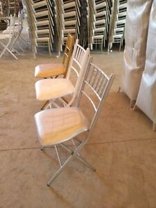 Beautiful, Modern Chiavari Chairs Cambridge Kitchener Area image 1