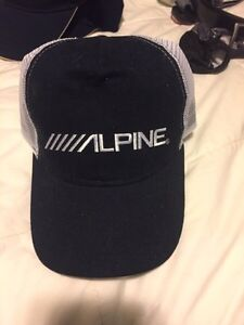 Brand new hats