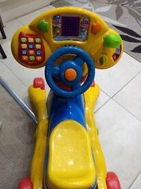 Vtech Ride on toy (roll or rocker)